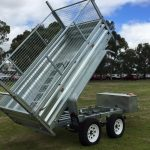 10X5 Tipper Trailers