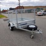 7×5 Trailer Single Axle