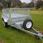 10×5 Hydraulic Tipper Trailer