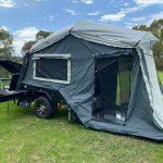 CGT Camper Trailer